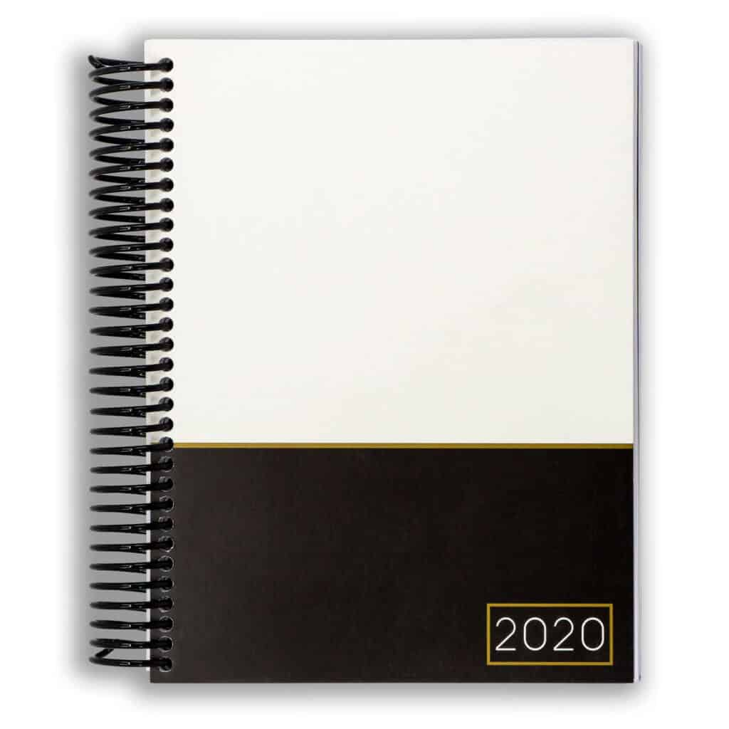 2020 Ultimate Weekly Planner - Minimal