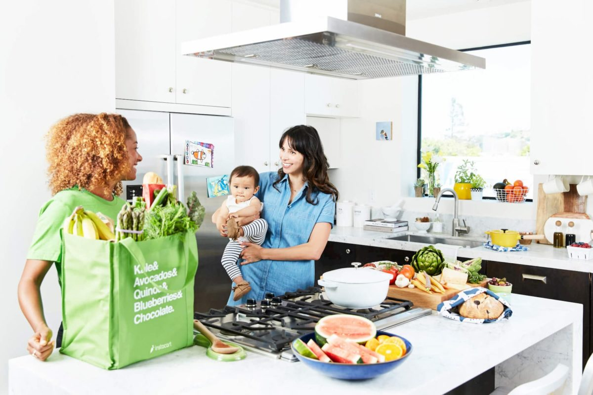 Save Time Shopping from Home with Instacart