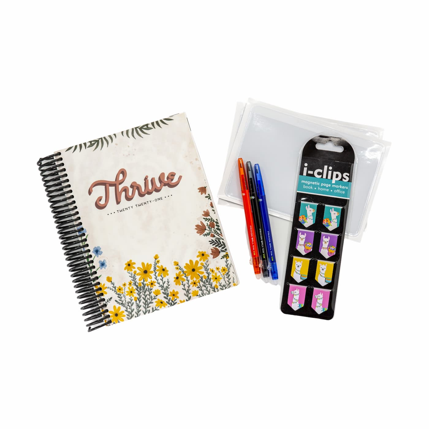 2021 Classic Weekly Planner with Nerd Kit