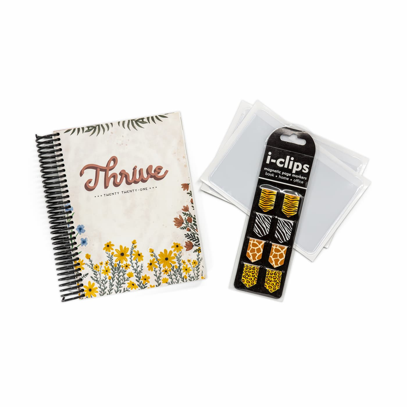 2021 Classic Weekly Planner with Starter Kit
