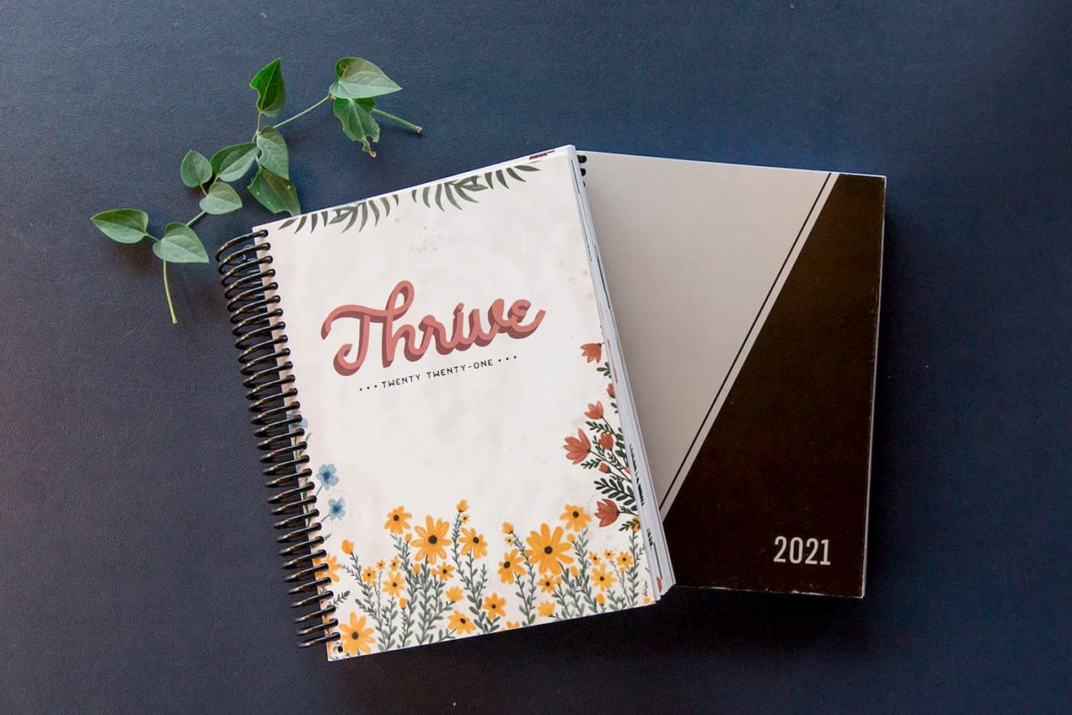 2021 Ultimate Weekly Planners
