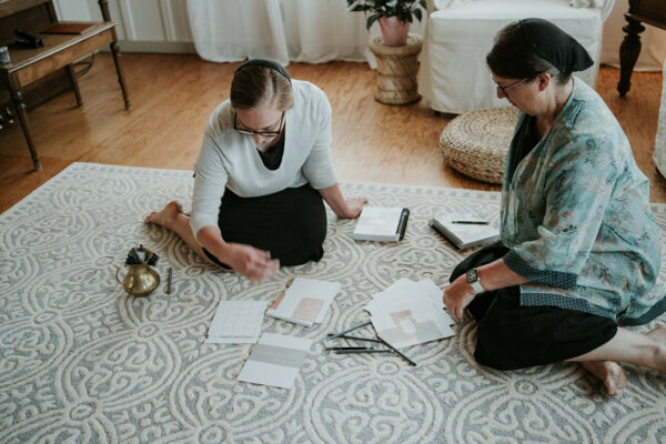 2022 Minimal Weekly Planner - Artwork Brainstorm Session