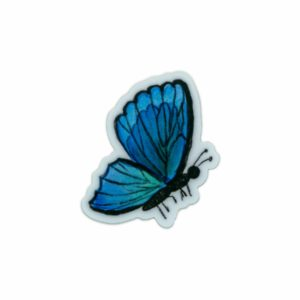 Butterfly Laptop Sticker