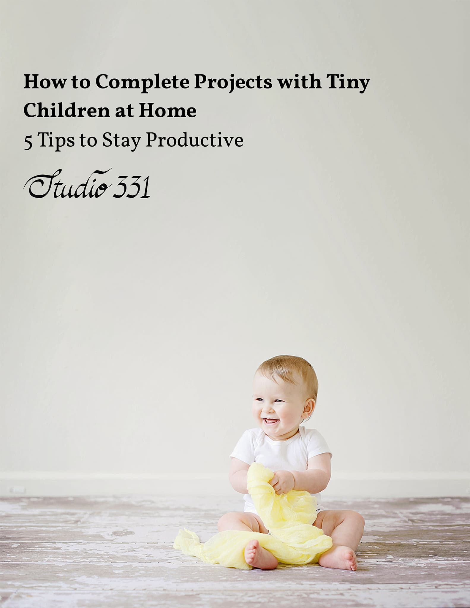 Complete Projects with Children at Home [PDF]