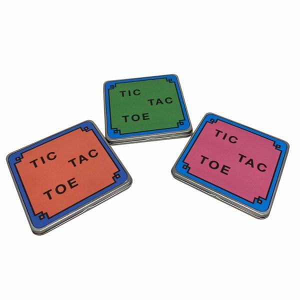 Magnetic Tic Tac Toe Closed