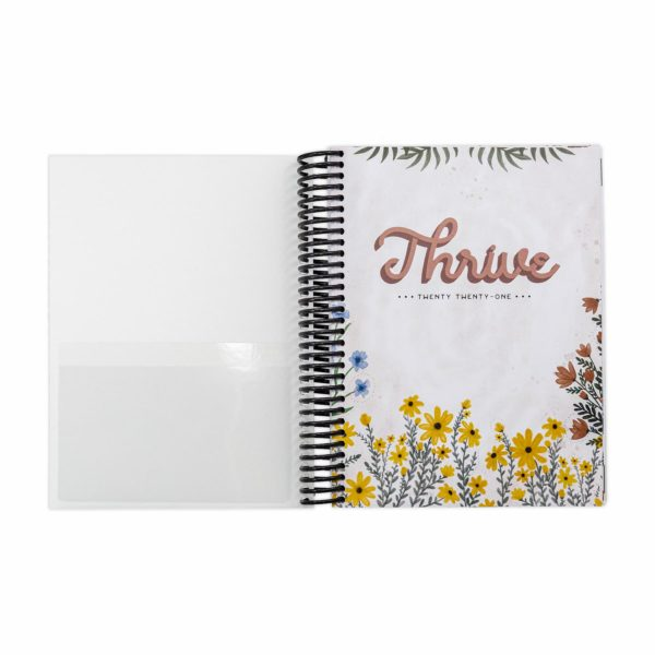 Weekly Planner Adhesive Add-On Pocket